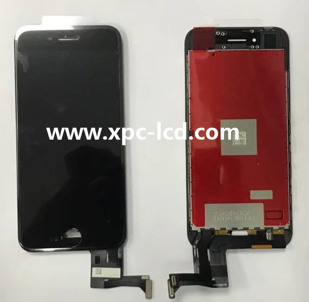 Copy Iphone 8 lcd with touch screen Black