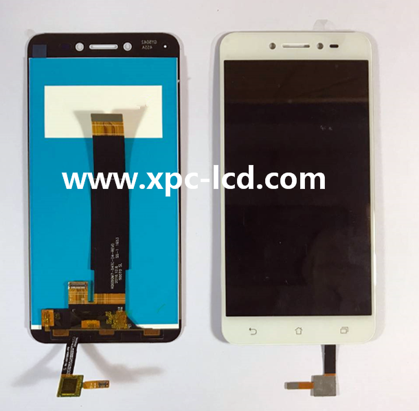For Asus Zenfone Live ZB501KL LCD and digitizer White