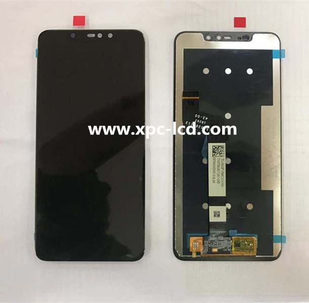 Original Xiaomi Redmi Note 6 LCD with touch Black