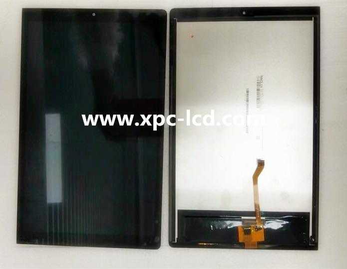 Factory price for Lenovo YT3-X90 LCD with touch Black