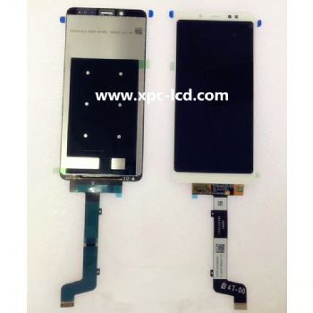 OEM quality Xiaomi Redmi Note 5 LCD + digitizer White