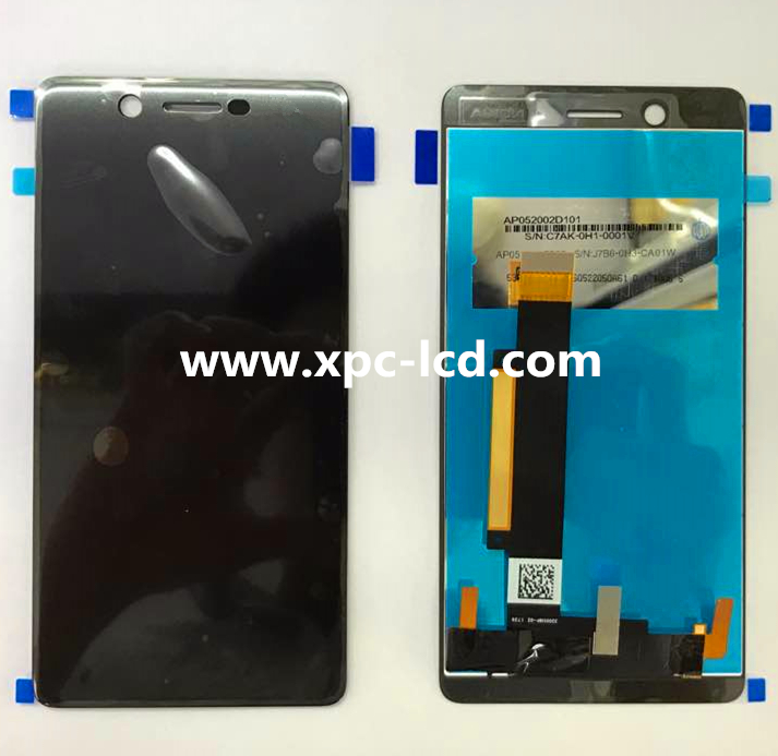 Original brand new Nokia 7 LCD + digitizer Black