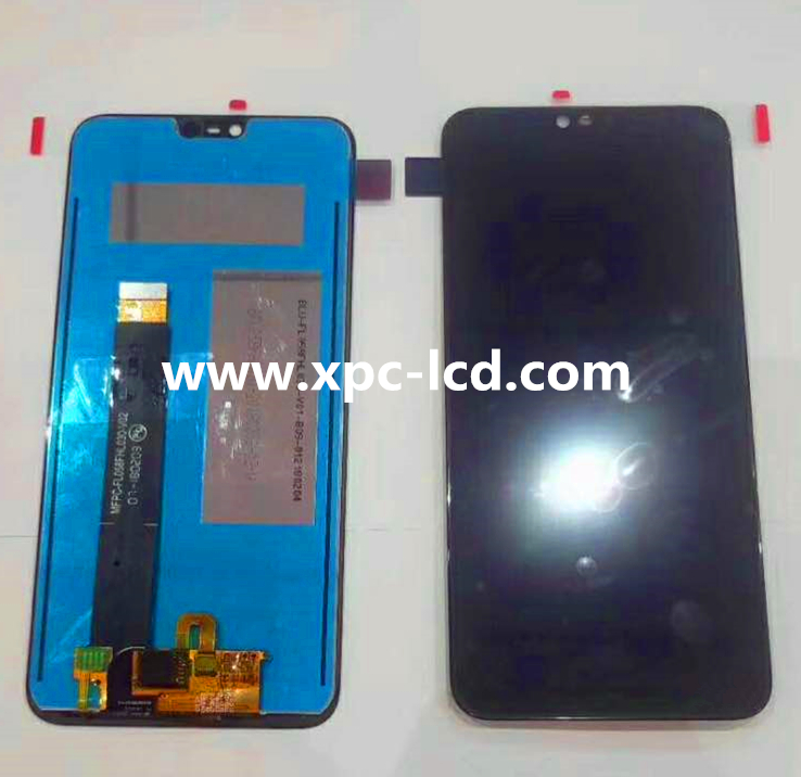 OEM Brand New Nokia X6  LCD + touch screen Black Made in China