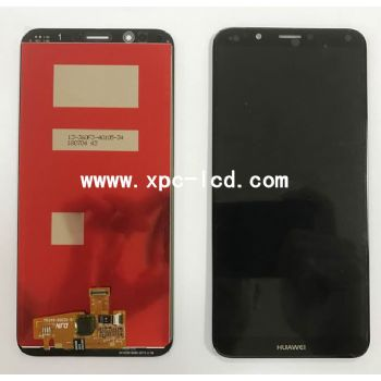 Original quality Huawei Y7 2018 LCD and touch screen Black