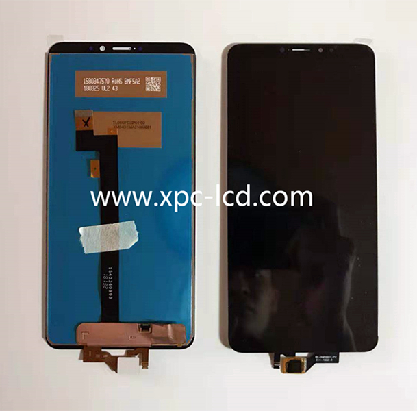 New OEM Xiaomi Max 3 LCD screen with touch Black