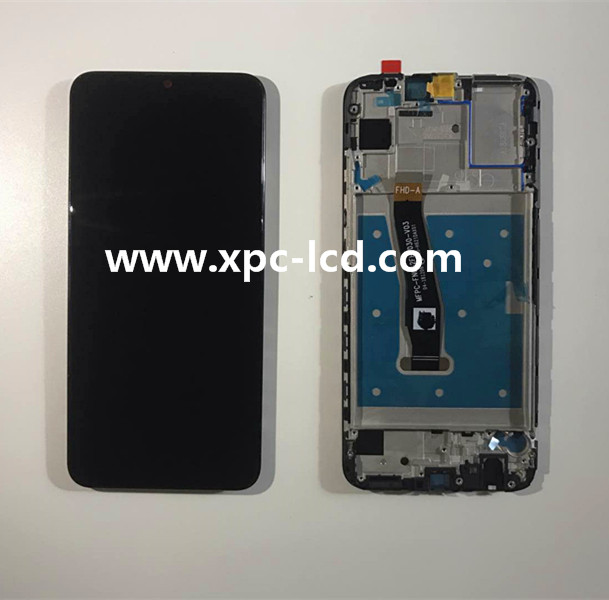 Original Huawei P smart 2019 LCD with touch with frame Black