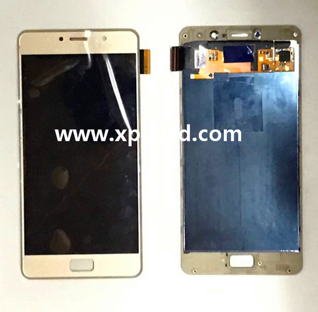 Original OEM Lenovo P2 LCD with touch screen Gold